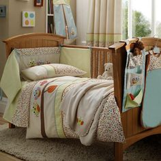 Sleepy Owl Bedding from Dunelm Mill. I have seen this in the store and it is brighter than it looks in the picture which makes me like it more. Cot Bed Duvet Cover, Cot Duvet, Owl Bedding, King Size Duvet Covers, Nursery Bedding, Linen Bedding, Bed Linen, Owl Themed Nursery, Owl Nursery