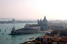 Veneza, Itália: The Grand Canal