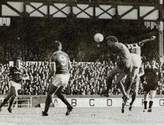 Asa Hartford scoring against Liverpool 1980-81