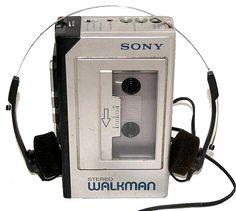 1980's Sony Walkman