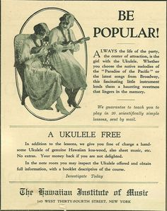 Be Popular! I love how straightforward adds used to be...