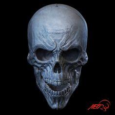 Coolest skull wallpaper for free. Coolest skull wallpaper for free. Dark Fantasy Art, Dark Art, Skull Tattoo Design, Skull Tattoos, Tattoo Designs, Grim Reaper Art, Shadow People, Skull Pictures, Evil Art