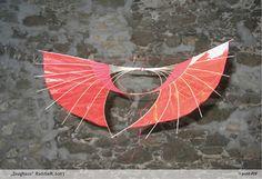 30 Gambar Layang Layang Terbaik Proyek Kayu Kecil Seni Dan Kerajinan Seni Kertas