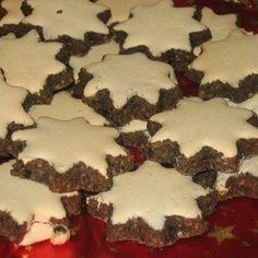 Zimt-Marzipan-Sterne Rezept | Küchengötter