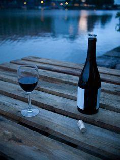 Midsummer night by Miemo Penttinen White Wine, Celebrations, Alcoholic Drinks, Night, Glass, Drinkware, Corning Glass, White Wines, Liquor Drinks