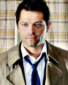 Castiel // Cas // Supernatural // Angel of the Lord