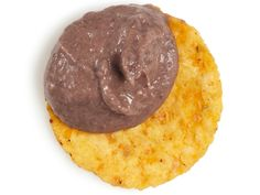 Black Bean Hummus : Puree a 15-ounce can drained black beans with 1 garlic clove, 2 tablespoons each lemon juice and tahini, and 1 teaspoon cumin; add water if needed. Season with salt. Serve with crackers or vegetables.