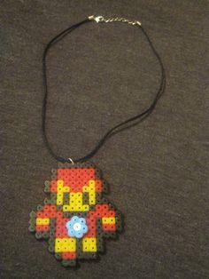 Make me a too! Iron Man Necklace. £9.95, via Etsy.