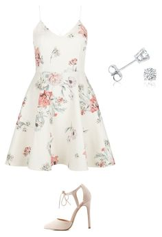 """""""Untitled #16"""" by explorer-14571193261 on Polyvore featuring New Look, Charlotte Russe and Amanda Rose Collection"""