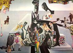 Sam Dodson, Mashing With The Masters (nokia photo) on ArtStack #sam-dodson #art