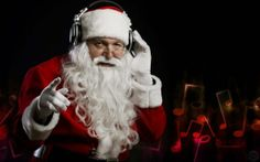 The Ties that Bind: From My Wife to a Beat-boxing Santa Claus Days Till Christmas, 3d Christmas, Christmas Parties, Office Christmas, White Christmas, Ibiza, Barbour Clothing, Listen To Christmas Music, Professional Dj