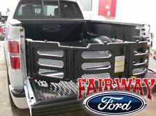 2009 Thru 2014 Ford F 150 F150 Oem Black Stowable Bed Extender Kit