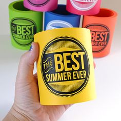 The Best Summer Ever | Silhouette project and Vinyl Tutorial - Dream a Little Bigger