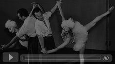 """Great video clip on George Balanchine/NYCB """"He taught America how to dance."""""""