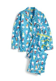 Insomniax flannel pajama set