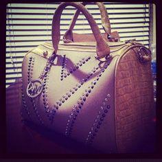 LOVE this MK bag <3