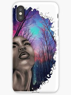 Buy 'Natural Beauty' by T3Teez as a Sticker, iPhone Case/Skin, Case/Skin for Samsung Galaxy, Throw Pillow, Tote Bag, Studio Pouch, Art Board, Laptop Skin, Laptop Sleeve, or Acrylic Block