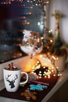Looking for for inspiration for christmas aesthetic?Browse around this site for perfect Christmas inspiration.May the season bring you serenity. Christmas Mood, Merry Little Christmas, Noel Christmas, Christmas Is Coming, Christmas Lights, Christmas Decorations, Christmas Coffee, Christmas Quotes, Christmas Ideas