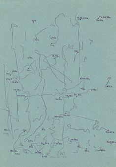 """Marchetti, Walter: """"Los Movimientos De Una mosca Observación de ..."""" - Editado por el artista, de 24 x 17 cm, Madrid, 1968"""