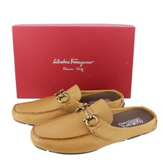 release date c7dae 25361 Bit Loafers, Salvatore Ferragamo, Backless, Tokyo, Footwear, Leather, Shoes,