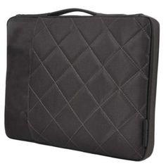 Fashion 13.3 Inch Laptop Sleeve Computer Notebook Portable Bag(Black)