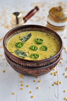 lentils with coconut milk