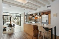 Renovated Brooklyn Townhouse Featured in Dwell Asks $2.5M - House of the Day - Curbed National