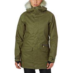 Nikita Aspen Snow Jacket - Lizard Green