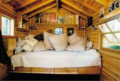 I need a treehouse and it needs to look like this and I will hide here and there will also be a No Stupid Boys sign on the door.