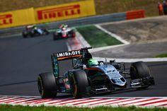 フォース・インディア:歯車が噛み合わず1ポイント / F1ハンガリーGP  [F1 / Formula 1]