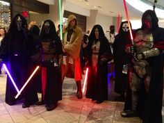 The Old Republic is well represented at DragonCon 2013