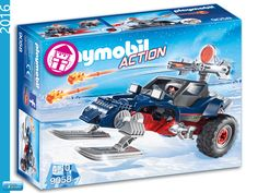 PLAYMOBIL 9058 Icefield Racer