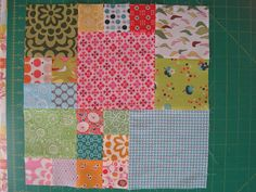 Messing with Magic Numbers by Katie at Sew Katie Did.  Interesting!!!  Controlled chaos.  THANKS FOR SHARING.