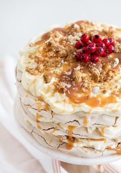 It's no secret that I am a hugefan of Christmas baking. Each year it's usually a debate between whether I bake something gingerbread related or go with the classic Aussie pavlova. This year I decided to combine the best parts of both these festive desserts and make a gingerbread pavlova! This dessert is truly a decadent treat and a real showstopper at the table for Christmas lunch. And while it seems there are quite a few steps required to create …