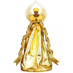 Serenity Angel: African American Christmas Tree Topper by Positive Image Gifts inches - Gold) Snowman Christmas Tree Topper, Xmas Ornaments, Christmas Angels, Cheap Christmas, Christmas Baby, Christmas Pictures, Christmas Stocking, Christmas Crafts, Merry Christmas