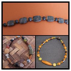 Mens jewelry Spring 2015 by Danielle Orton