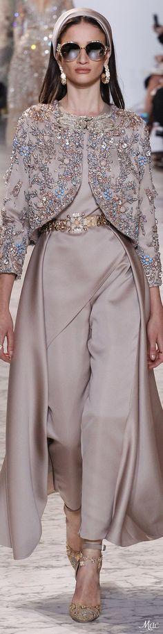 www.2locos.com Spring 2017 Haute Couture Elie Saab