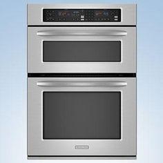 KitchenAid Wall Oven Microwave Combo