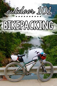 Bikepacking demystified! Learn how to plan and execute your first bike trip with these 5 essential bikepacking tips including gear, route planning & safety.