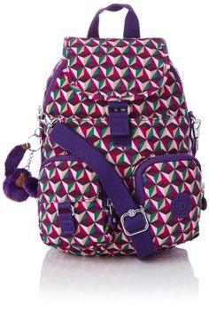 Don't usually see Kipling rucksacks, but these are gorgeous.