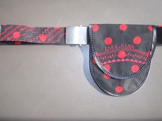 Elna - United Kingdom - Sewing ideas - NEW - Sewing - FASHION BELT WITH REMOVABLE PURSE