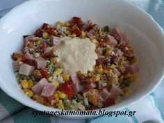 Fun Cooking, Food Inspiration, Salad Recipes, Oatmeal, Food And Drink, Diet, Breakfast, The Oatmeal, Morning Coffee