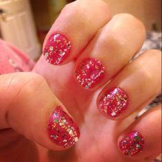 Barbie Nails :))