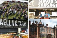 The Great British Food Festival! | TravelBird