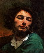 """New artwork for sale! - """" Courbet Gustave Portrait Of The Artist Aka Man With A Pipe by Gustave Courbet """" - http://ift.tt/2pZoDix"""
