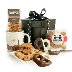 Brooklyn Hipster Delight #giftset Corporate Gift Baskets Corporate Gifts Gourmet Gift Baskets  sc 1 st  Pinterest & 16 Best NYC Inspired Gift Baskets images | Gift Basket Gift baskets ...
