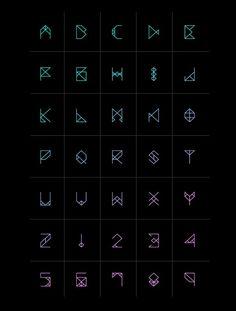 Geomas Typeface Design by Josip Kelava