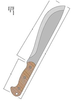 pevne — OneDrive Knife Template, Knife Patterns, Knife Making, The Unit, Pdf, Knives, Mountain Lion, Sword, Weapons