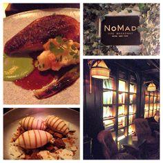 The nomad restaurant - NY