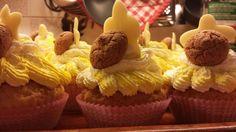 Muffin all'amaretto e cioccolato bianco https://www.facebook.com/silviassweetcake